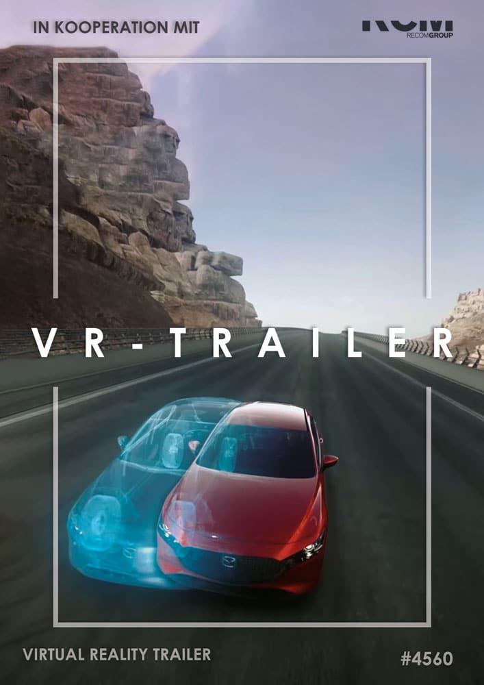 Mazda Poster 360 VR Film Trailer