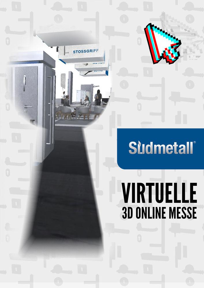 Content Produktion Südmetall Virtuelle Messe Online 3D Poster Plakat