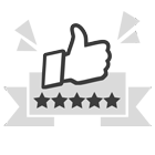 Content Produktion Top Rated Badge