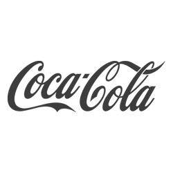 Coca Cola Kundenlogo