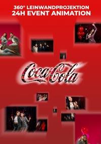 Content, Produktion, Coca Cola, Animationen, cgi
