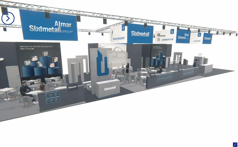 Virtuelle Südmetall Messe